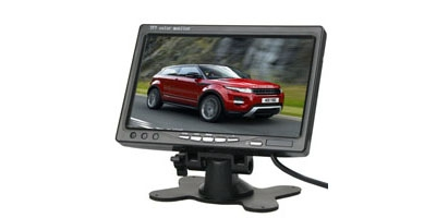 7 inch car LCD stand monitor   XY-2073