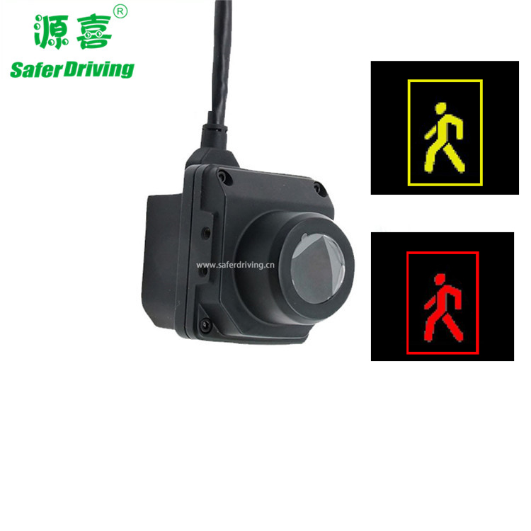 Saferdriving true thermal infared night vision driving assist camera XY-IR313