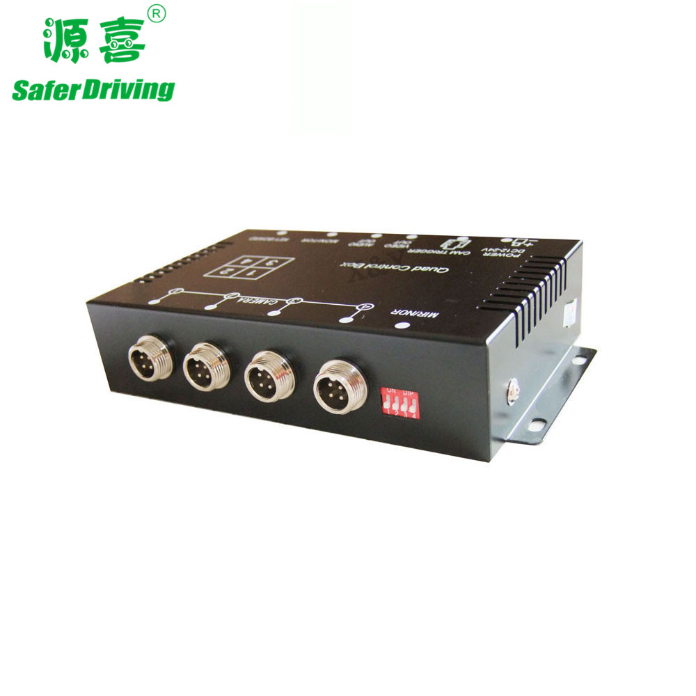ttuck/bus 4 channel  control box  XY-7027