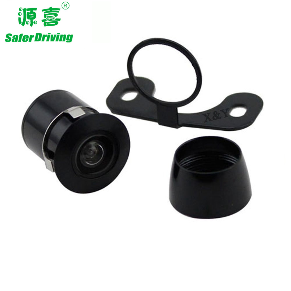 small night vision car  camera,the bracket can be changed XY-1603S