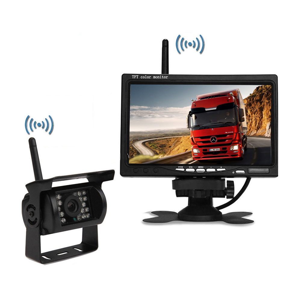 wireless 7 inch monitor system XY-WS01