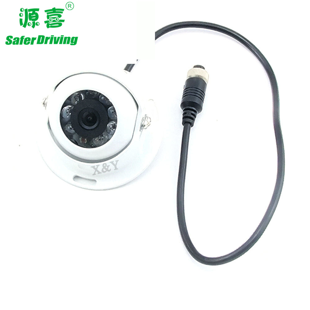 white dome bus camera XY-01W